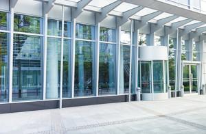 Eingang – Modernes Gebude – Deutschland